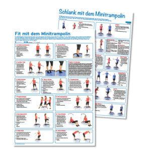 Doktor Stutz Minitrampolin Poster