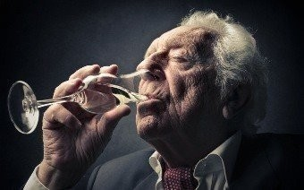 What Alcohol Do Old People Drink