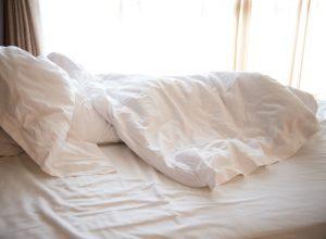 Bett klein