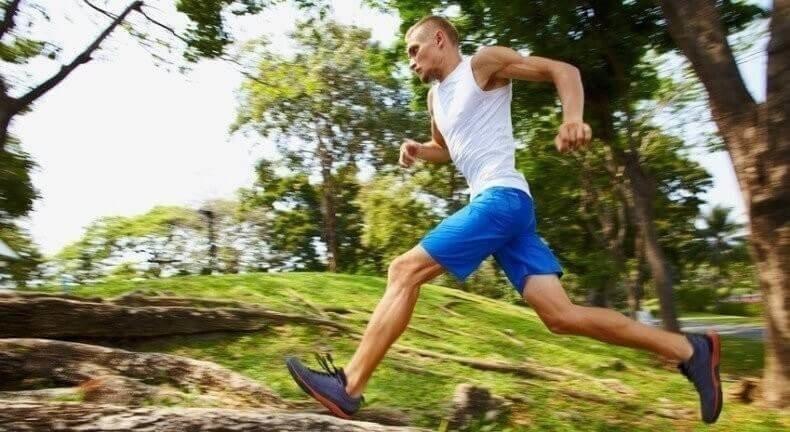 Outdoor running c