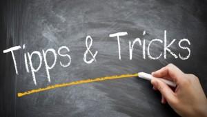 Tipps und Tricks wp