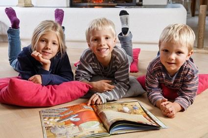 Kinderbuch 3 Kinder
