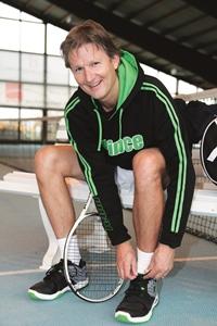 Venen Tennisspieler in Text wp