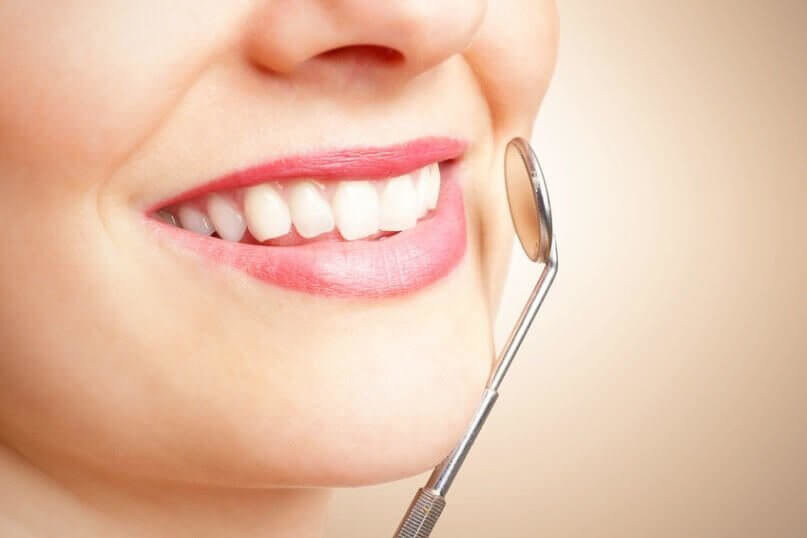 Bakterien Wegspülen Zähne