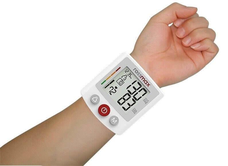Blutdruck BQ705 measure 1