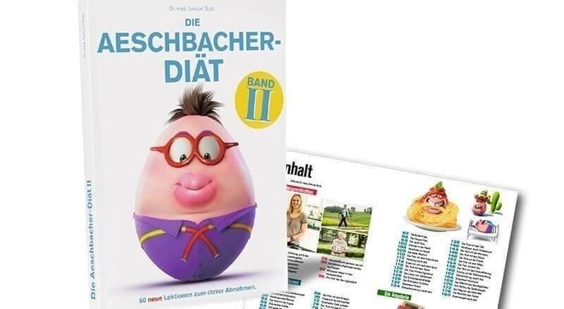 Buch Aeschbacher Diät Band 2 gross