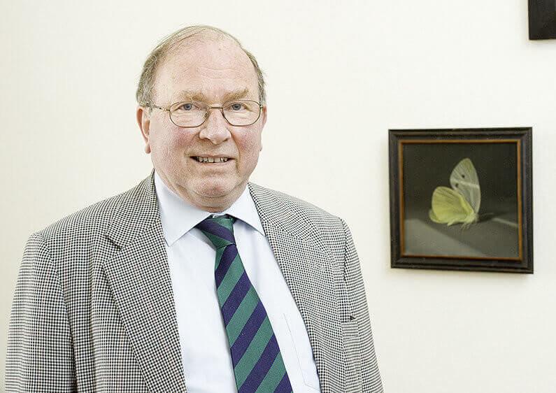 Professor Martin Birkhäuser