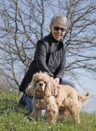 VHF_Frau mit Hund