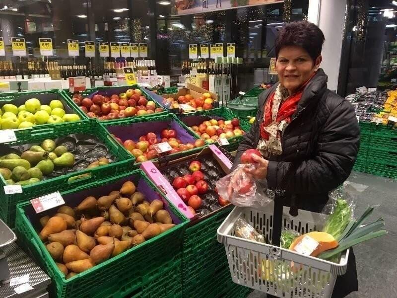 Regina Peter Gemüse