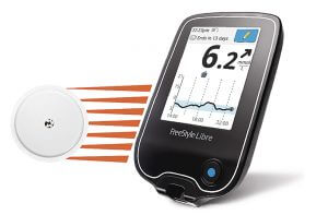 Diabetes FreeStyle Libre 6 2mmol 1