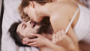 Passion and desire in the bed
