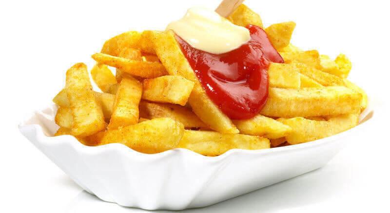 Schlank Trotz Pommes Frites Sprechstunde Doktor Stutz