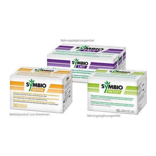 SymbioSystem Biomed Kur-Paket