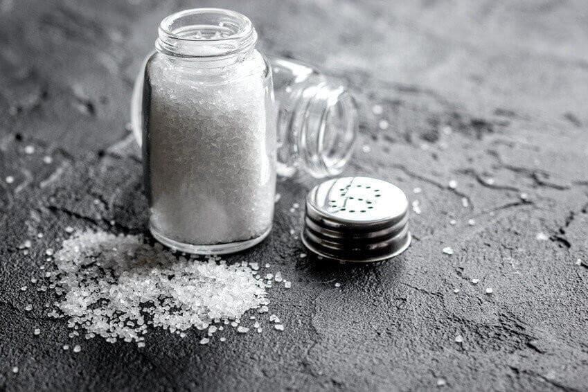 Salz neu