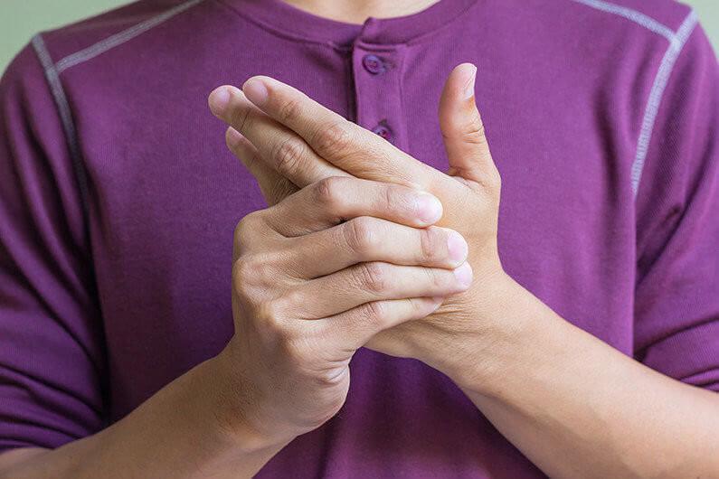 Kleiner daumen finger zeigefinger Was bedeutet