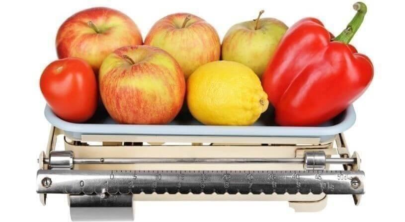 Diät, um täglich 1000 Kalorien abzunehmen