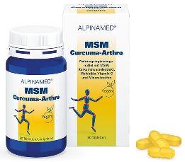 MSM Curcuma Arthro