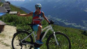 Silvia Lauber Bike