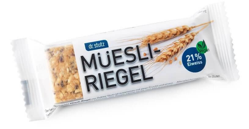 Müesli Riegel neu 2