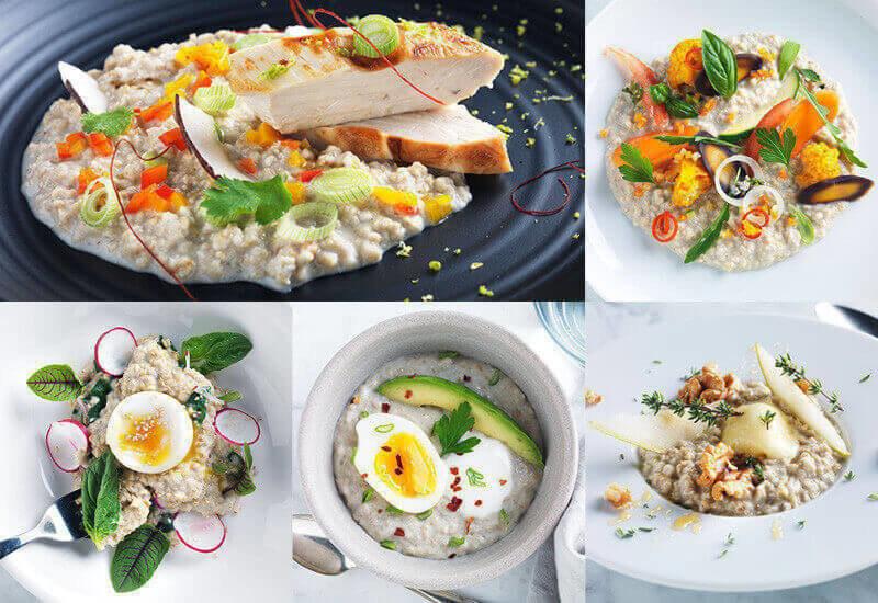 Porridge Rezepte 2