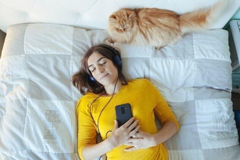 Musik zum Einschlafen