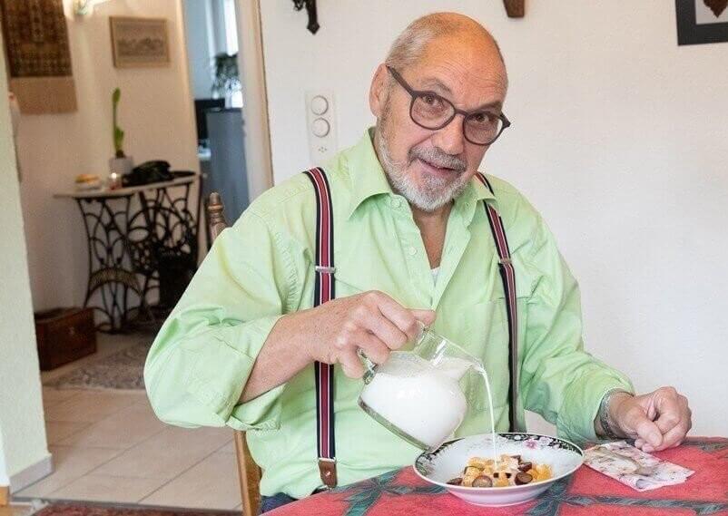 Werner Strähl Süsses