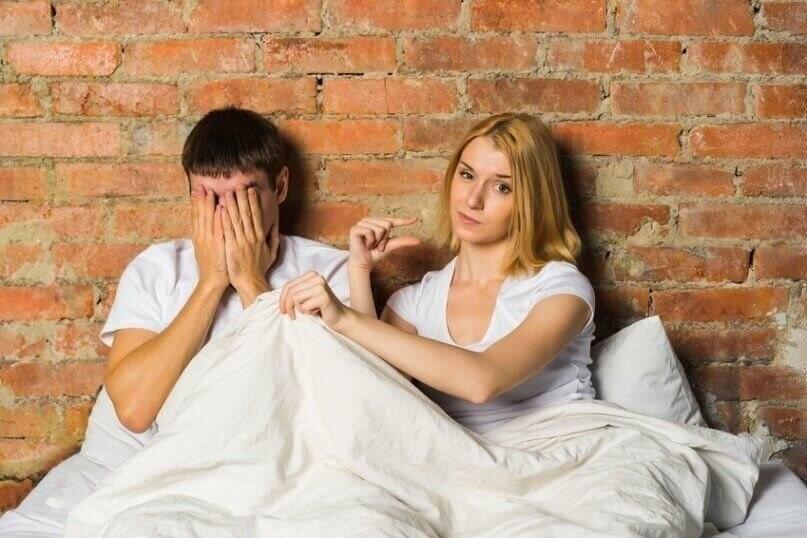 Dinge die Männer beim Sex hassenslim