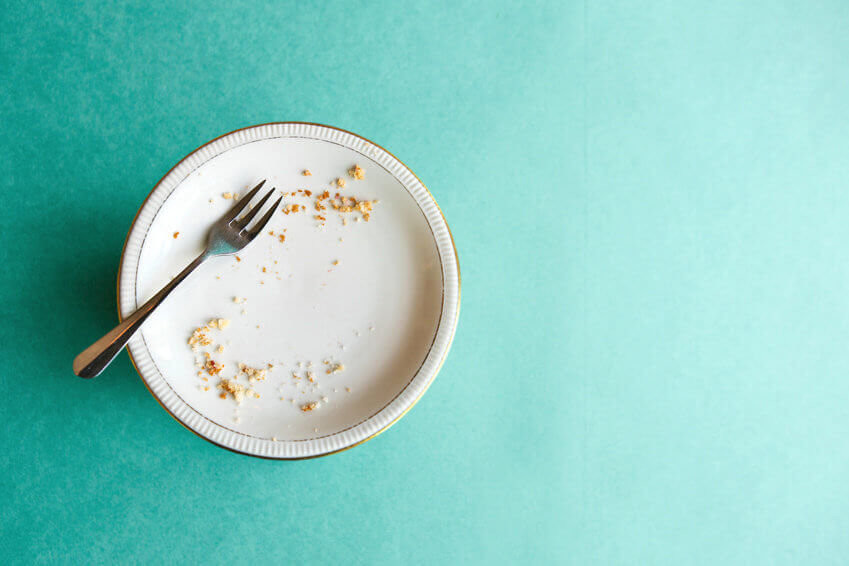Minimalismus zwei Mahlzeitennz12