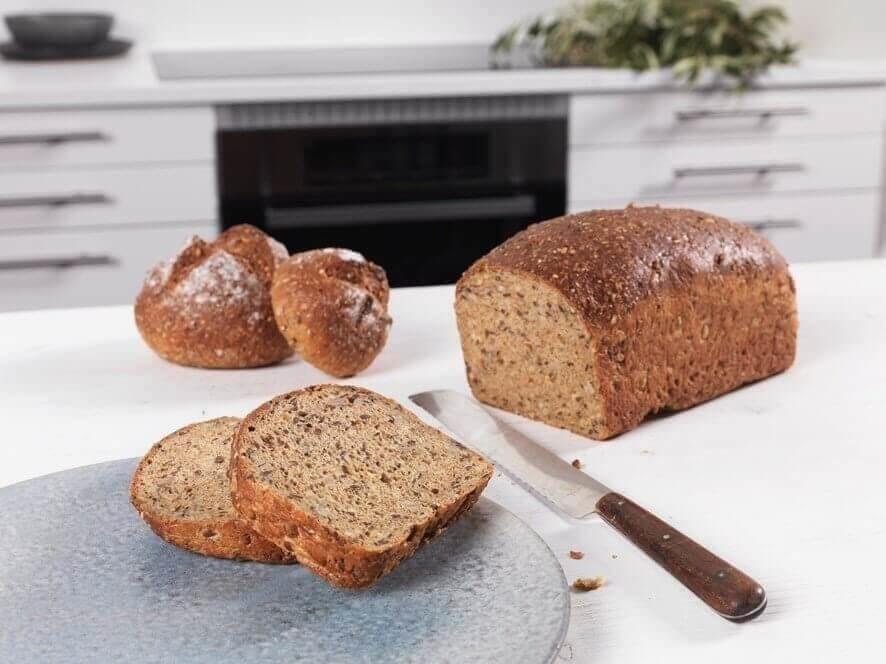 Müesli Brot, Proteinbrot