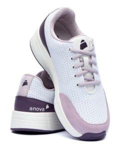 Anova Angelina white bright purple Paar 800 freigestellt