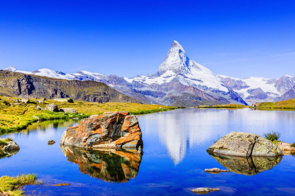 Wandern Matterhorn 2