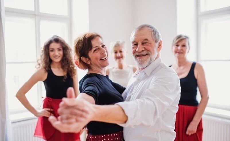 Tanzen Rückenschmerzen
