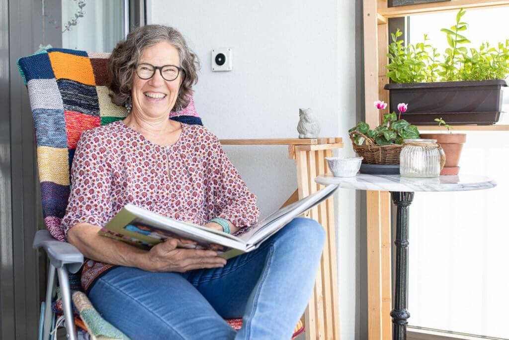 Pensionierung Madeleine Baumann