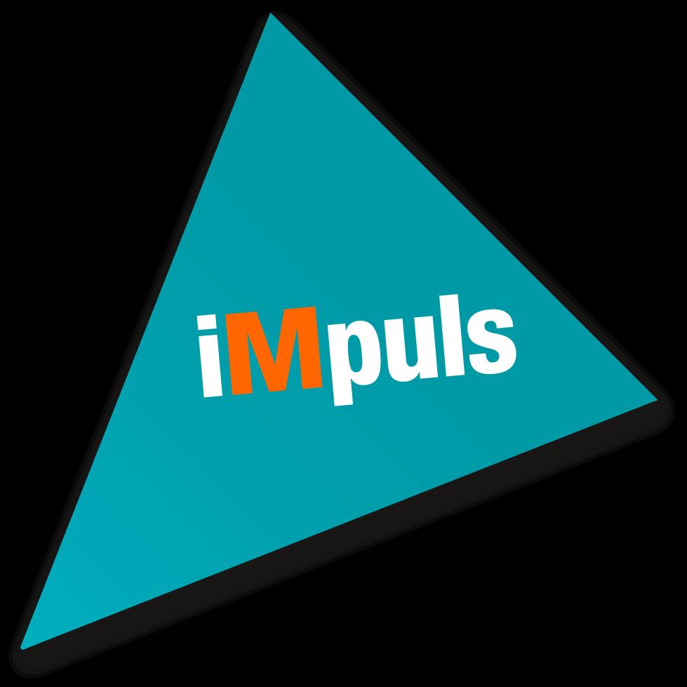 iMpuls Logo RGB 45┬░