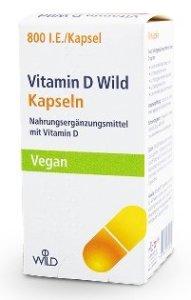 VitaminD Kapseln