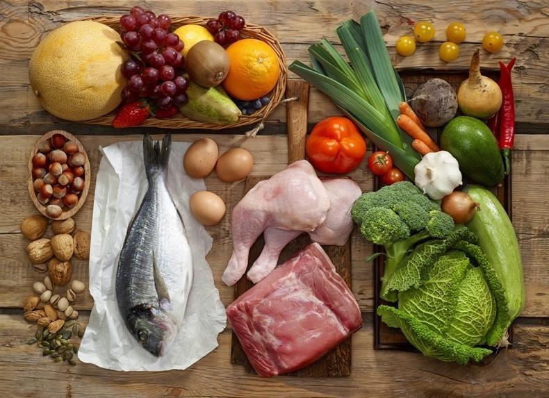 Lebensmittel Bild AdobeStock Urheber Mara Zemgaliete