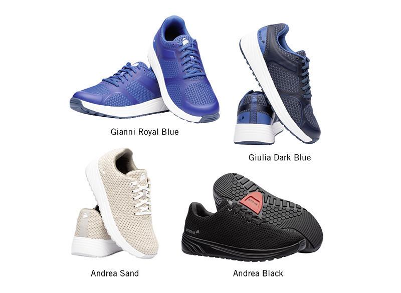 Anova Schuhe kombi