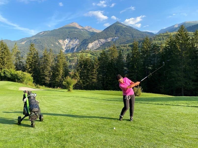 Regina Peter Golf