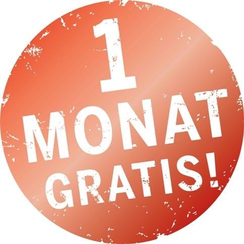 1 Monat gratis 163847238 rot
