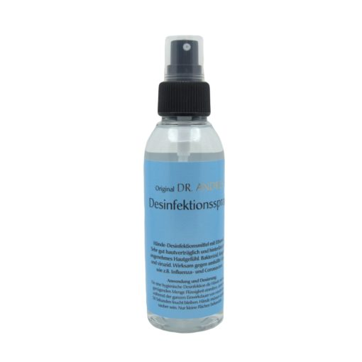 Desinfektionsspray 125ml frei web