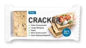 Cracker Verpackung cut
