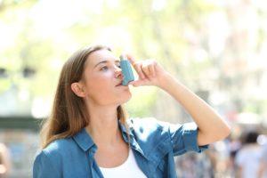 Asthma Bild AdobeStock Urheber Antonioguillem