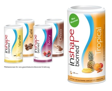 Inshape Dosen Tropical