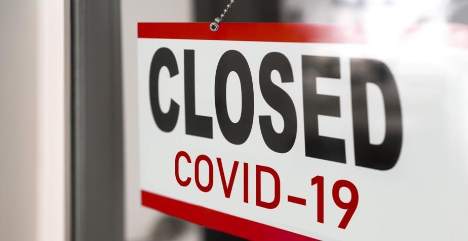 Lockdown Bild AdobeStock Urheber Maridav