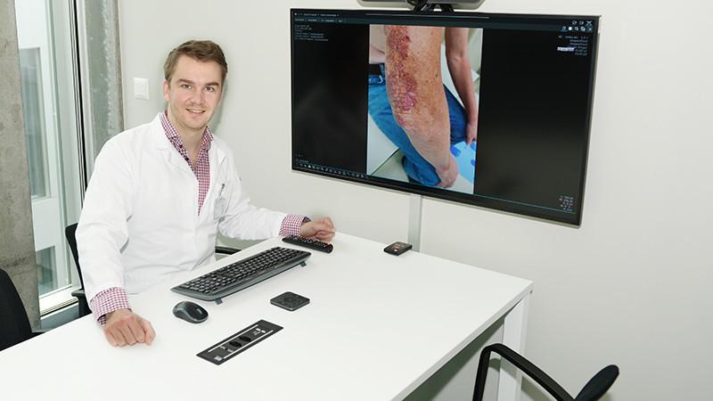Teledermatologie Christian Greis