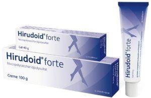 Hirudoid forte 40 100g Tube 1