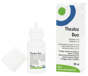 Trockene Augen Thealoz Duo