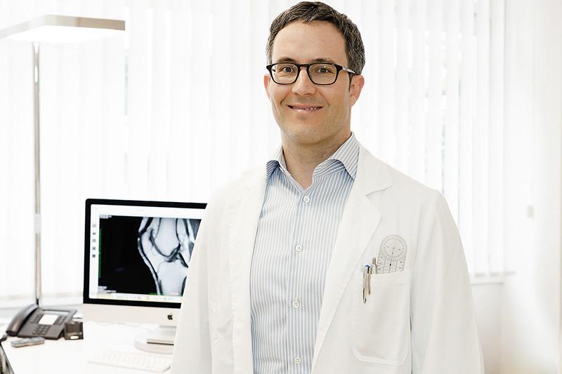Arthrose Dr Andreas Wuest