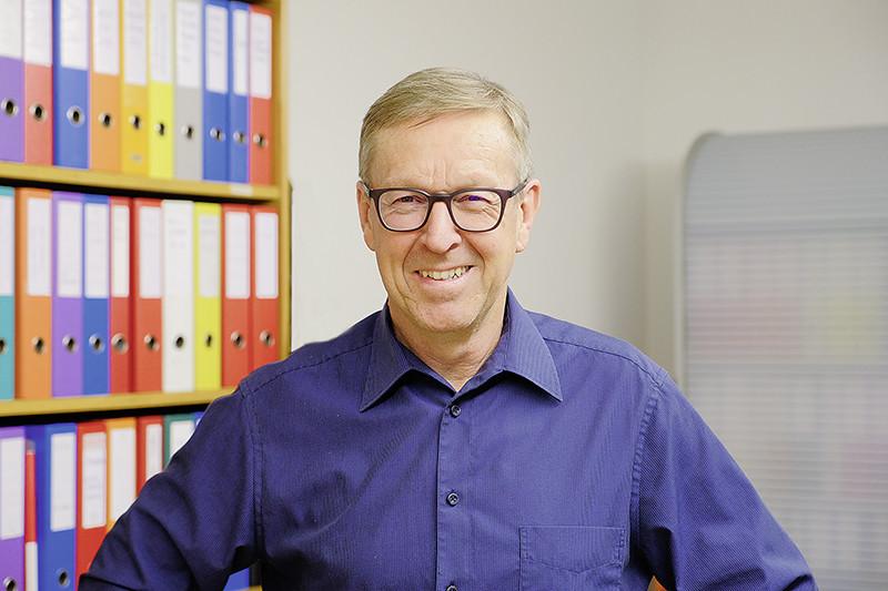 Haemophilie Joerg Krucker